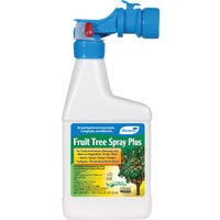 LG6186 Monterey Organic Fruit Tree Insect & Disease Killer LG6186, Monterey Organic Fruit Tree Insect Control