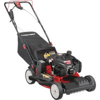 12AGA2MT766 Troy-Bilt TB270 21 In. Electric Start Self-Propelled Gas Lawn Mower bilt tb270 troy