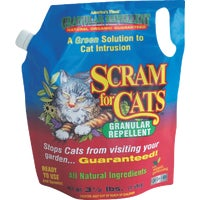 15003 Scram For Cats Organic Cat Repellent animal repellent