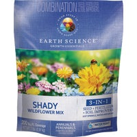 10811-6 Encap All-In-One Shady Wildflower Seed Mix seed wildflower