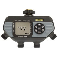 73280 Melnor Hydrologic Day Specific Programmable Water Timer Melnor 4-Zone Day Specific Programmable Water Timer