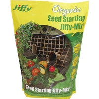 G316 Jiffy Organic Seed Starting Mix G316, Jiffy Organic Seed Starting Mix
