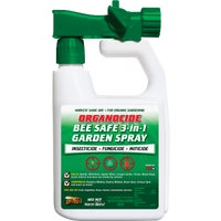 100-121 Organocide Organic Bee Safe 3-In-1 Garden Insect Killer insect killer