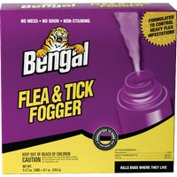 55204 Bengal Flea & Tick Indoor Insect Fogger