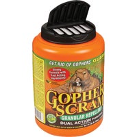 13004 Gopher Scram Organic Gopher Repellent animal repellent