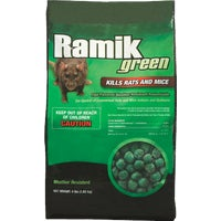 116336 Ramik Green Rat And Mouse Poison Nuggets