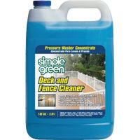 2310000000000 Simple Green Deck & Fence Pressure Washer Concentrate Cleaner