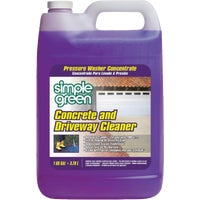 2310000000000 Simple Green Concrete & Driveway Pressure Washer Concentrate Cleaner