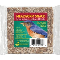 9170 Red River Mealworm Snack Wild Bird Seed Cake
