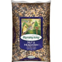 13596 Morning Song Mealworm, Nut, & Raisin Wild Bird Food bird seed