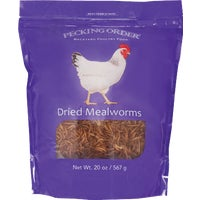 9331 Pecking Order Dried Mealworms Chicken Treat chicken feed