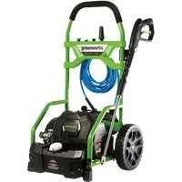 5101902 Greenworks 2000 psi Cold Water Pressure Washer