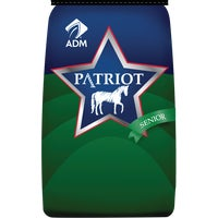 80029AAAE4 ADM Patriot Senior Horse Feed feed horse