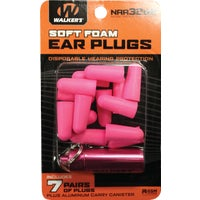 Walkers Soft Foam Ear Plugs ear plugs