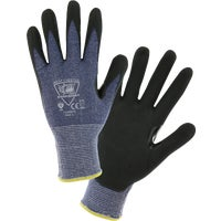 715HNFR/L West Chester Protective Gear Barracuda 15-Gauge Nitrile Coated Glove coated gloves