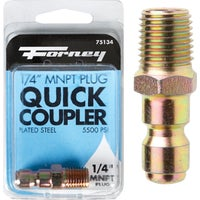 75134 Forney Quick Connect Pressure Washer Plug