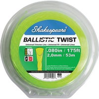 17243 Shakespeare Ballistic Twist Universal Trimmer Line
