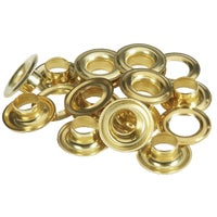 1074-3 Lord & Hodge Brass Grommet Refills