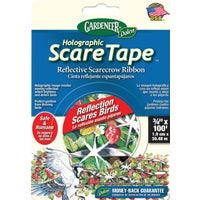 HST-100 Gardeneer Holographic Scare Tape Bird Deterrent Tape