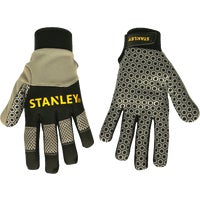 S77701 Stanley Silicone Grip High Performance Glove gloves work