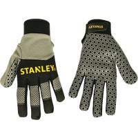 S77704 Stanley Silicone Grip High Performance Glove gloves work