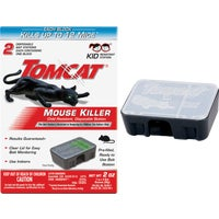 371510 Tomcat Mouse Killer II Disposable Mouse Bait Station bait station