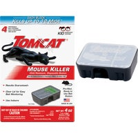 371610 Tomcat Mouse Killer II Disposable Mouse Bait Station bait station