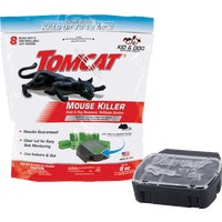 372010 Tomcat Mouse Killer I Refillable Mouse Bait Station bait station