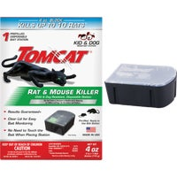 370510 Tomcat Disposable Rat & Mouse Bait Station bait station