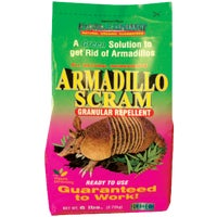 17006 Armadillo Scram Organic Armadillo Repellent animal repellent