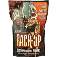 46094 Rack-Up Blended Mineral Supplement Deer Attractant Rack-Up Blended Mineral Supplement