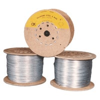 0266-0 Oklahoma Steel & Wire Electric Fence Wire 118220, Bekaert Electric Fence Wire