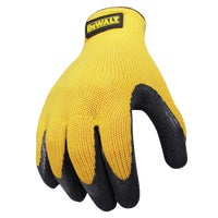 DPG70XL DeWalt Gripper Rubber Coated Glove coated gloves