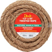 19144III Do it Twisted Manila Packaged Rope packaged rope