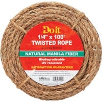 19141III Do it Twisted Manila Packaged Rope packaged rope