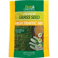 71107 Best Garden Premium Play & High Traffic Grass Seed grass seed