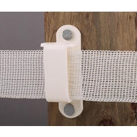 2330-25W Dare Wood Post Tape Electric Fence Insulator 2330-25W, Dare Wood Post Tape Insulator