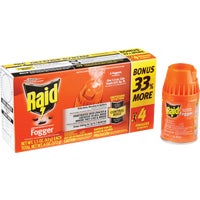 74251 Raid Concentrated Deep Reach Indoor Insect Fogger