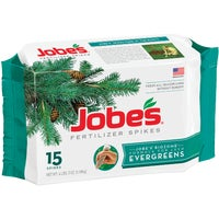 1611 Jobes Evergreen Tree & Shrub Fertilizer Spikes fertilizer spikes