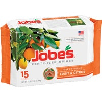 1612 Jobes Fruit & Citrus Tree Fertilizer Spikes fertilizer spikes
