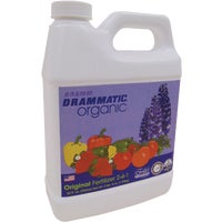 10-24000 Drammatic O Organic Fish Liquid Plant Food 10-24000, Drammatic O Organic Fish Liquid Plant Food