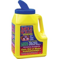 12004 Mole Scram Organic Mole Repellent animal repellent