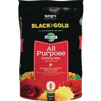 1410102.CFL001.5P Black Gold All Purpose Potting Soil potting soil