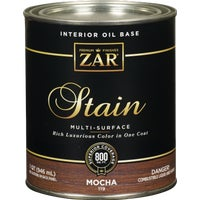 11912 ZAR Oil-Based Interior Wood Stain interior stain