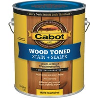 140.0019204.007 Cabot VOC Wood Toned Deck & Siding Exterior Stain exterior stain