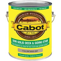 140.0017444.007 Cabot VOC Semi-Solid Deck & Siding Stain deck stain
