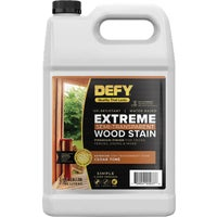 300158-F DEFY Extreme Semi-Transparent Exterior Wood Stain deck stain