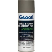 GC91102-6X Geocel Shingle & Flashing Roof Accessory Spray Paint GC91102-6, Geocel Shingle & Flashing Roof Accessory Spray Paint