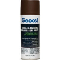 GC91104-6X Geocel Shingle & Flashing Roof Accessory Spray Paint GC91104-6, Geocel Shingle & Flashing Roof Accessory Spray Paint