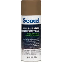 GC91108-6X Geocel Shingle & Flashing Roof Accessory Spray Paint GC91108-6, Geocel Shingle & Flashing Roof Accessory Spray Paint
